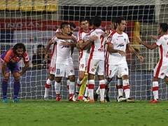 ISL 2017: Miku's Brace Helps Bengaluru Beat FC Pune City 3-1