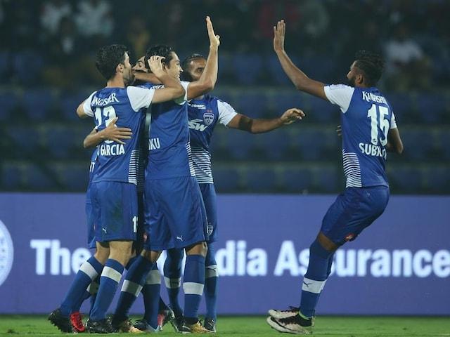 ISL 2017: Bengaluru FC Beat NorthEast United FC 1-0