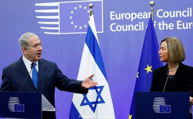 Benjamin Netanyahu Sees Europeans Following Donald Trump On Jerusalem