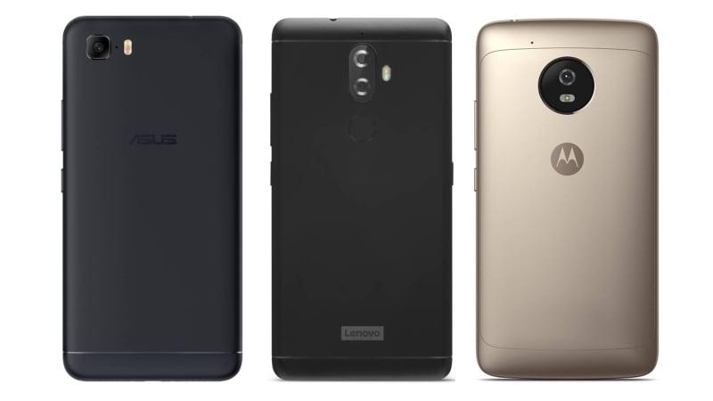 अलविदा 2017: 10,000 रुपये तक के बेहतरीन कैमरा स्मार्टफोन