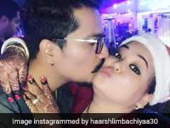Viral: Bharti Singh And Haarsh Limbachiyaa Are Loved Up In Dubai. See Honeymoon Pics