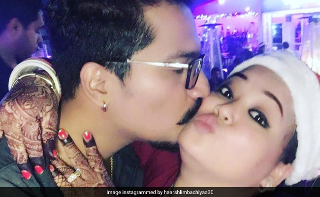 Viral: Bharti Singh And Haarsh Limbachiyaa Are Loved Up In Dubai. See Honeymoon Pics