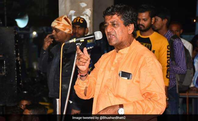 BJP Lawmaker Caught On Camera Telling Voters They'll Be Paid For Fuel