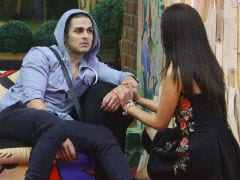 <I>Bigg Boss 11</i> December 7: Priyank Sharma Wasn't Expecting Ex-Girlfriend Divya Agarwal
