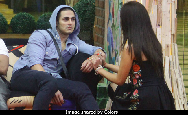 Bigg Boss 11 December 7: Priyank Sharma Wasn't Expecting Ex-Girlfriend Divya Agarwal