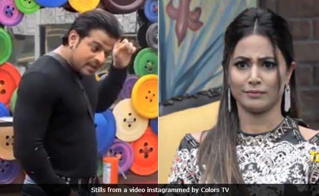 Bigg Boss 11: Karan Patel Slams Hina Khan. Says, 'You Cannot Fool Everyone'