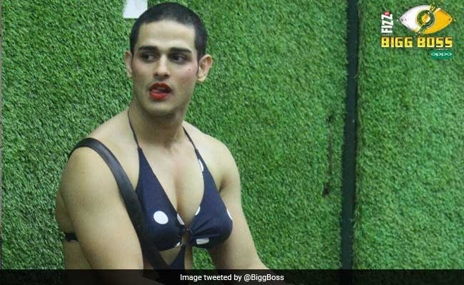 Bigg Boss 11, Written Update, December 13: Priyank Sharma In A Bikini. Yay Or Nay?