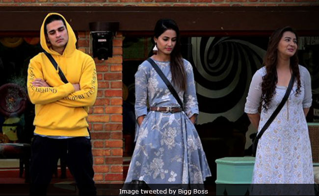 Bigg Boss 11, Written Update, December 22: Hina Khan Is The New Captain Of The House