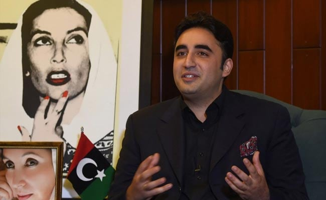Benazir Bhutto's Untested Son Takes Up His Pakistani Destiny