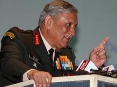 पाकिस्तानी सेना प्रमुख को बिपिन रावत का जवाब- सैन्य कार्रवाई से नहीं लगता कि पाक शांति चाहता है