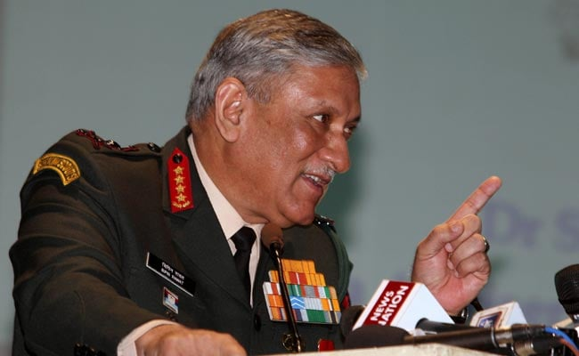 Join Army To Understand India's Idea Of Unity: Army Chief To Youth