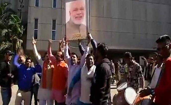 विधानसभा चुनाव परिणाम 2017 : गुजरात, हिमाचल में पार्टी का प्रदर्शन नेतृत्व, कार्यकर्ताओं की जीत, बोले नंदकुमार सिंह चौहान