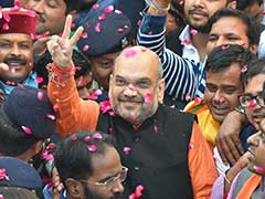 In Amit Shah's Maiden Speech Today, Barbs For Congress Expected