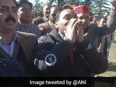 हिमाचल में सीएम के नाम को लेकर बीजेपी में माथापच्ची जारी, धूमल के नाम पर सस्पेंस बरकरार