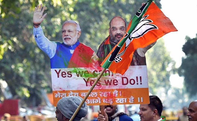 Delhi BJP To Reach Out To Beneficiaries Of Central Schemes As 2019 Polls Near