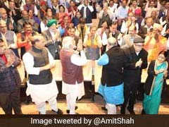 PM Modi Asks Partymen To Strengthen Roots, Promote Young Leaders