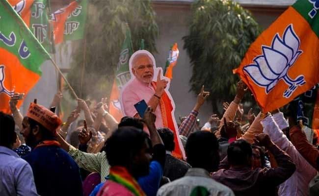 हिमाचल विधानसभा चुनाव 2017: बीजेपी को हिमाचल में मिली पहली जीत, इंदर सिंह ने कांग्रेस के प्रकाश चौधरी को हराया