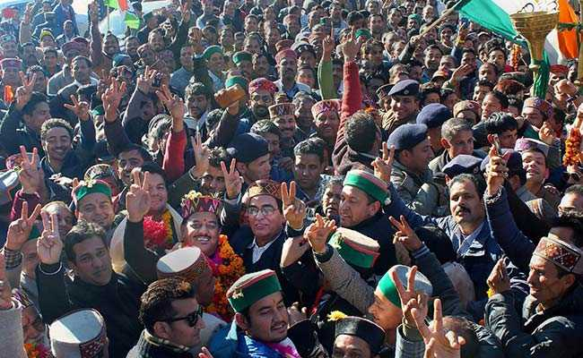 Himachal Pradesh Election Results 2017: BJP Wins 44 Seats, Says People Voted For Development - Highlights