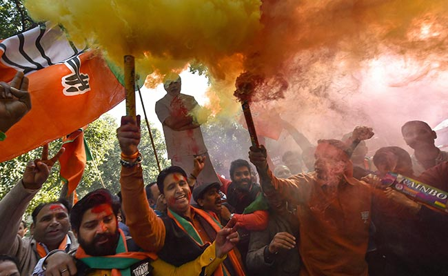 BJP leading, SP and Congress trailing in Sikandra By-Election