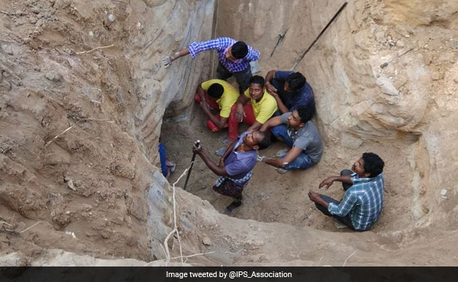 After Over 7 Hours Inside Borewell, 3-Year-Old Girl Rescued In Odisha