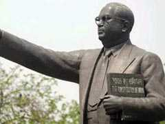 Misinformation Being Spread, Not Pulling Down Ambedkar Statue: AAP
