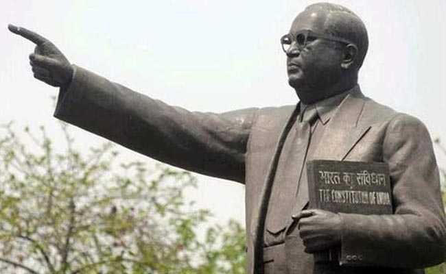 How The Colour Blue Got Associated With BR Ambedkar