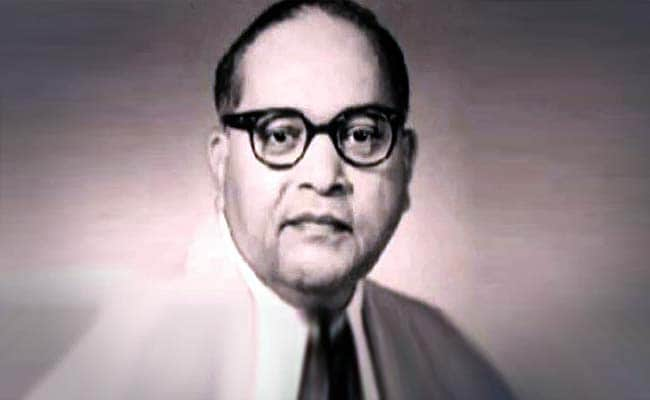 B R Ambedkar's Statue Vandalised In Meerut Replaced