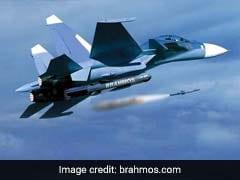 सुपरसोनिक ब्रह्मोस मिसाइल के लिए तैयार किये जा रहे हैं 40 सुखोई लड़ाकू विमान