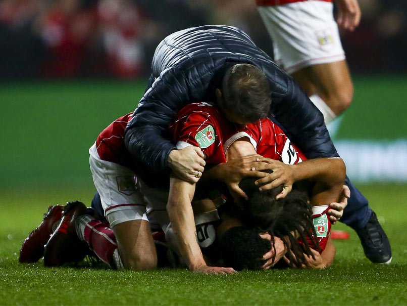 League Cup: Manchester United Dumped Out By Bristol City