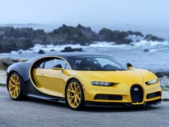 Bugatti Announces Worldwide Recall Of Chiron. Here's Why