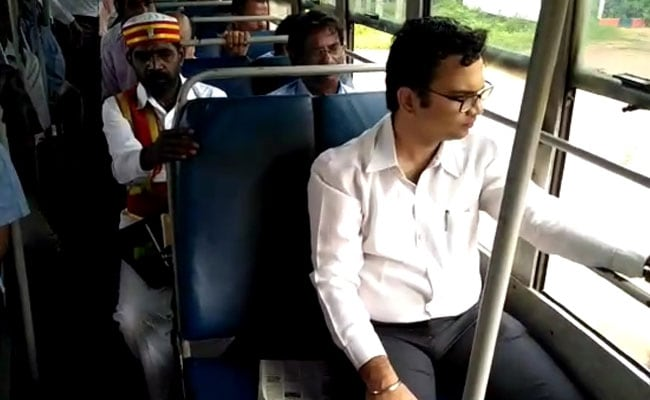 Top District Officer, Colleagues Take A Bus For Team Bonding In Tamil Nadu