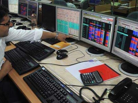 Sensex surges nearly 300 points after exit polls predict BJP victory in Gujarat, Himachal Pradesh; Nifty reclaims 10,350