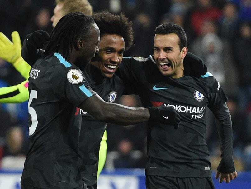 Premier League: Chelsea Give Antonio Conte Cheer, Burnley Go Fourth