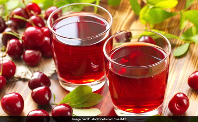 Summer Drink: Immunity-Boosting Cherry And Ginger Iced Tea To Stay Healthy This Summer