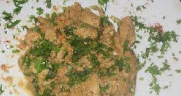 चिकन मसाला (विदआउट आॅयल)