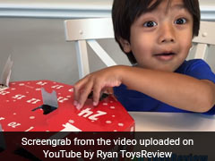 6-Year-Old Made $11 Million In One Year Reviewing Toys On YouTube