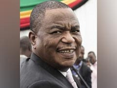 Zimbabwe Ex-Army Chief General Constantino Chiwenga, Who Helped Oust Robert Mugabe, Sworn In As Vice-President