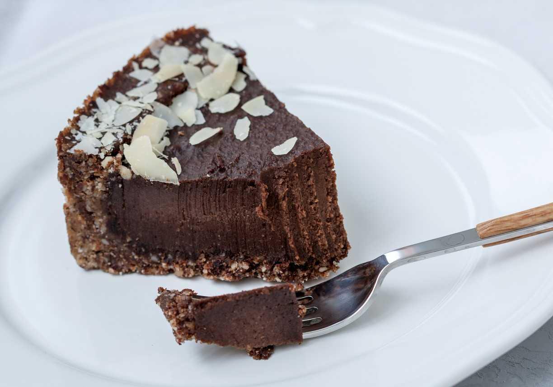 चॉकलेट ओट फोंडन्ट