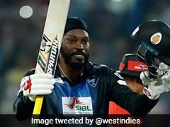 Watch: Chris Gayle Smashes Record-Breaking 18 Sixes In BPL Final