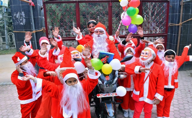 christmas celebrations in mathura pti 650