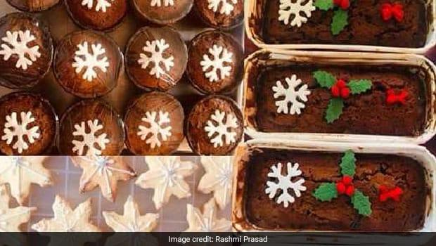 christmas home bakers
