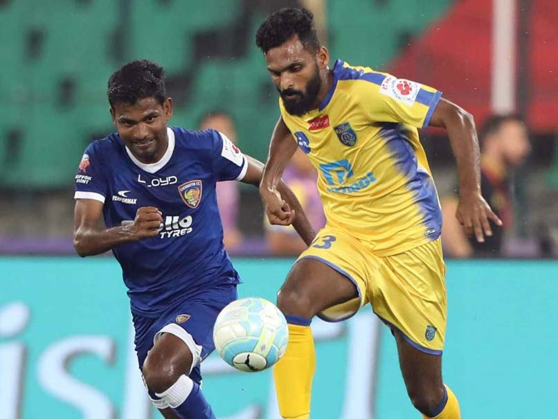 Indian Super League: Kerala Blasters Play Out 1-1 Draw Against Chennaiyin FC