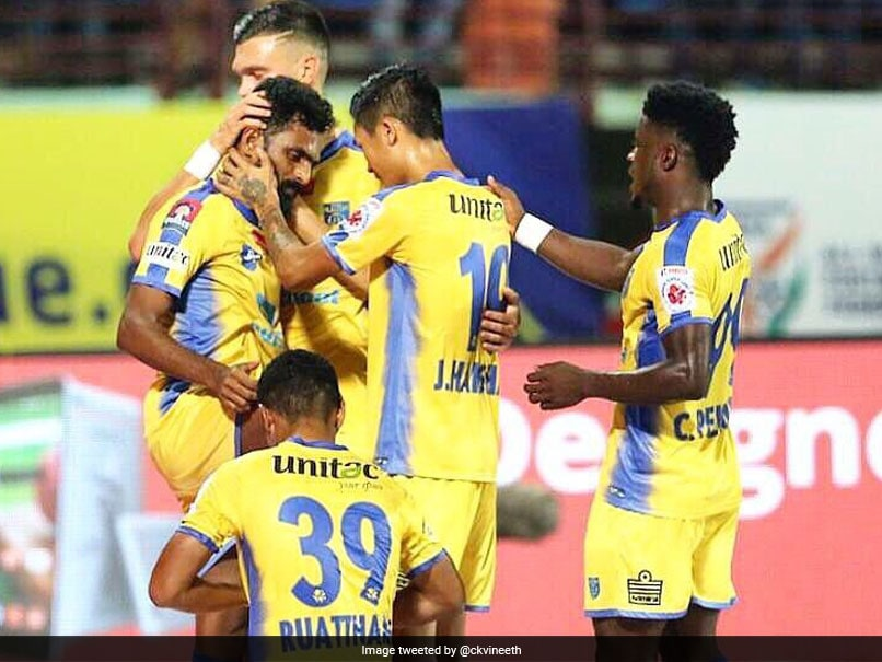 Indian Super League: Kerala Blasters FC Beat NorthEast United 1-0