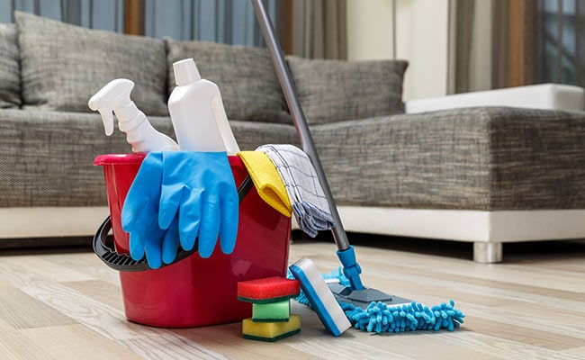 Poisonings From Cleaning Products Rise In US Amid COVID-19 Lockdown