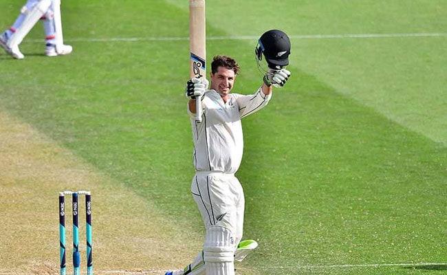 WI vs NZ: कोलिन डि ग्रैंडहोम के शतक से न्यूजीलैंड ने इंडीज पर शिकंजा कसा