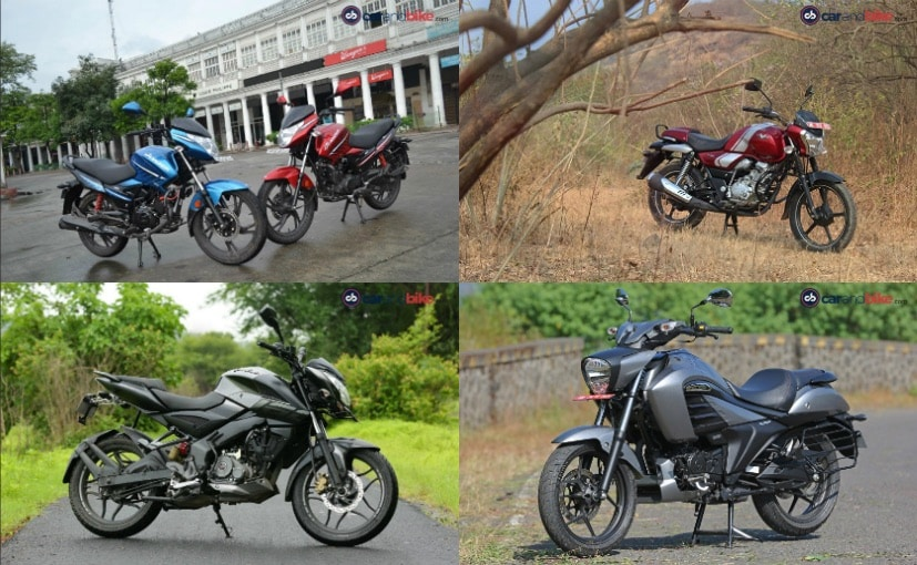 The two-wheeler segment in India saw good growth in June 2018