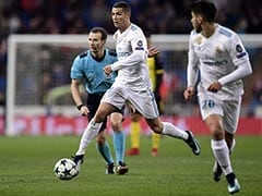 Real Madrid Draw PSG, Chelsea Play Barcelona In Last 16
