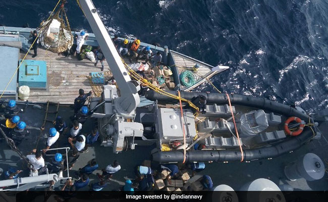 Cyclone Ockhi: Search intensifies To Find 92 Missing Fishermen