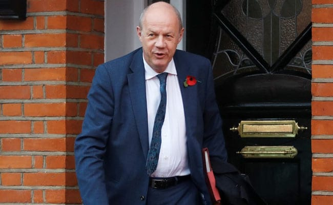 Theresa May Forces Her Deputy To Resign Over Pornography Scandal