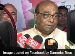 ओडिशा में उपचुनाव से पहले BJP के वरिष्ठ नेता दामोदर राउत ने छोड़ी पार्टी, बताई यह वजह...